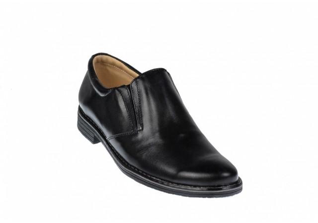 Pantofi barbati casual din piele naturala P3612N
