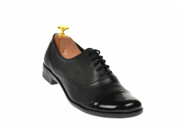 Pantofi dama casual din piele naturala STD35MINA