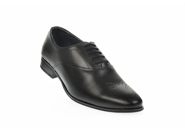 Pantofi eleganti barbati din piele naturala LS887N
