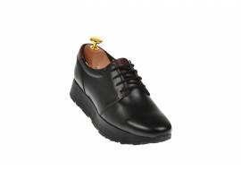 Oferta marimea 36 Pantofi dama casual din piele naturala - LVIC2011N