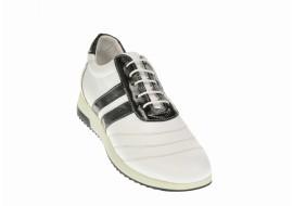 Pantofi dama sport din piele naturala, Made in Romania - P2AN