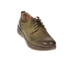 Oferta marimea 45 Pantofi Casual Barbati din piele,cusatura manuala LVIC2181