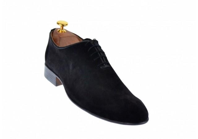 Oferta marimea 40 Pantofi barbati casual - eleganti din piele naturala LENZO NV