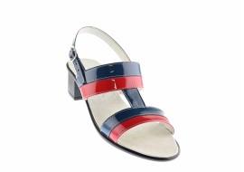 Oferta marimea 39 Sandale dama din piele naturala - LS7LACRBL