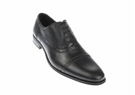 Oferta marimea 44 Pantofi barbati casual din piele naturala box - L358NBOX