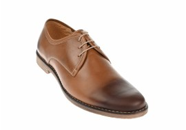 Oferta marimea 44 Pantofi barbati casual din piele naturala box - L336MBOX