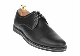 Oferta marimea 40 Pantofi barbati casual din piele naturala box - L502N