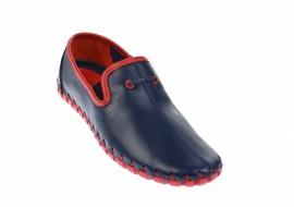 Oferta marimea 40, 41, 44 -  Pantofi barbati, sport, casual din piele naturala - Made in Romania -  L593BLR