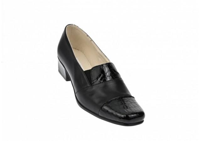 Pantofi dama piele naturala, eleganti, casual - Made in Romania P3LNBOX