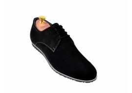 Pantofi barbati sport - casual din piele naturala 880NVEL