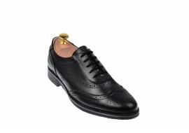 Pantofi barbati casual, eleganti din piele naturala  870NBOX