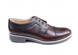 Pantofi barbati casual din piele naturala RSY21CAS