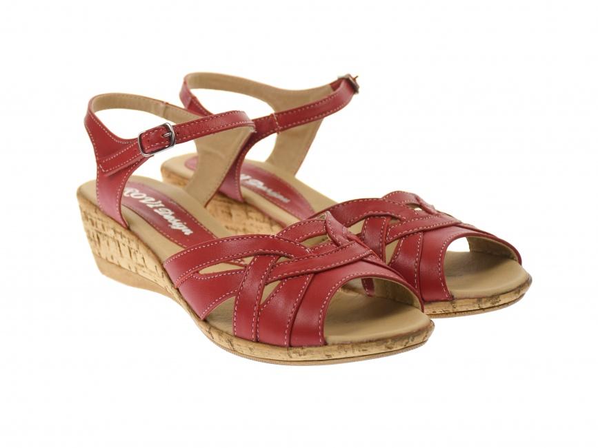 Sandale dama din piele naturala - S3R
