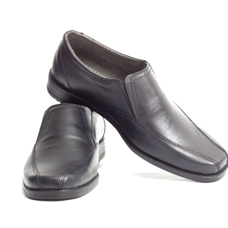 Pantofi barbati eleganti din piele naturala VIC850