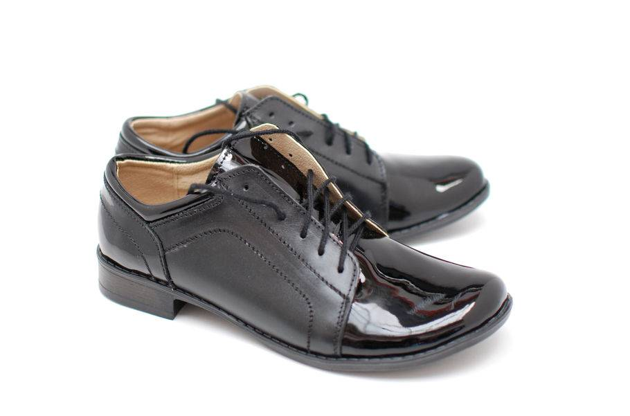 Pantofi dama casual din piele naturala-Made in Romania PHBOBNEGRULACBOX