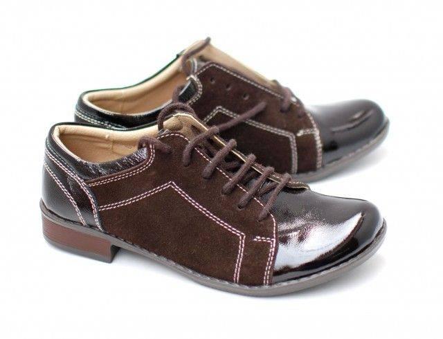 Pantofi dama piele naturala, casual Maro - Made in Romania DAMALACPINTM