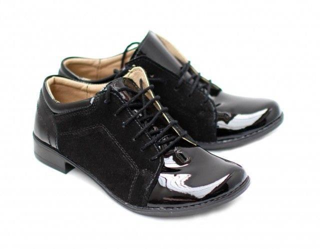 Pantofi dama piele naturala, casual Negri - Made in Romania DAMALACPINT