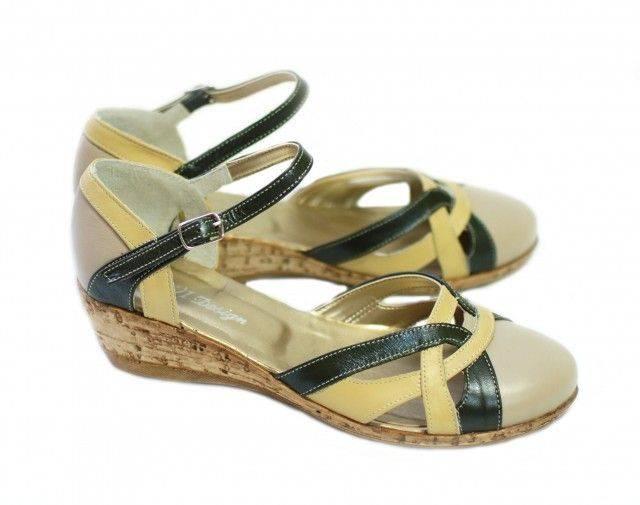 Sandale dama din piele naturala S3BVG