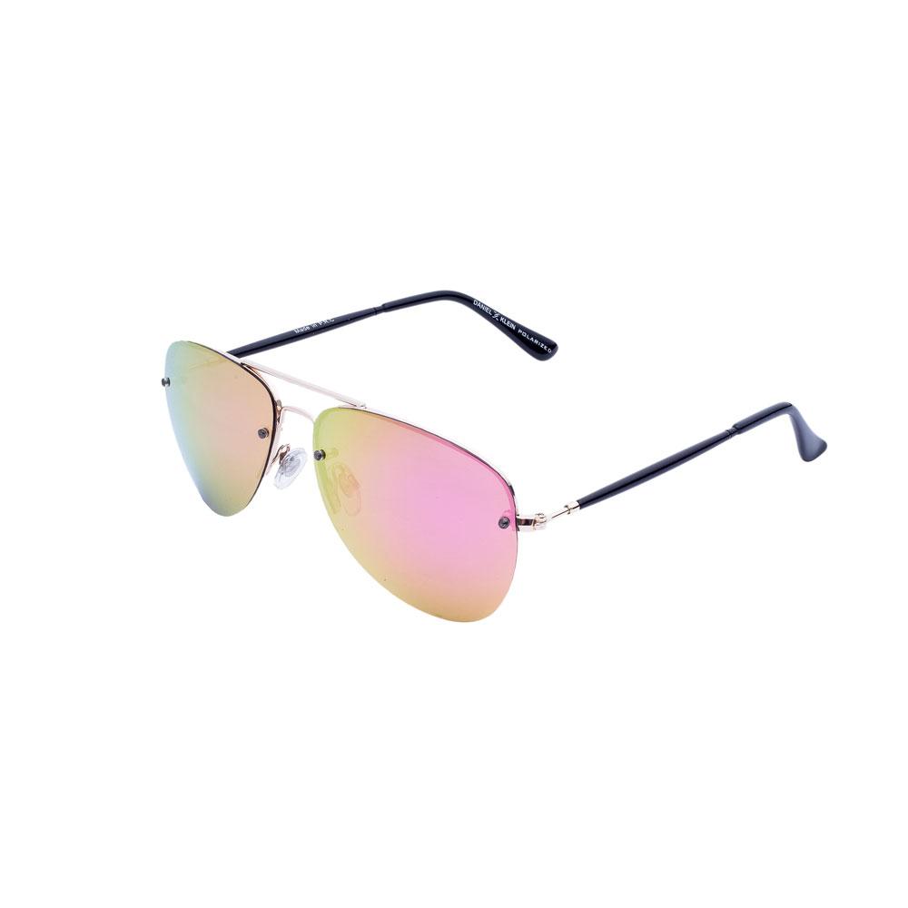 Ochelari de soare roz, pentru barbati, Daniel Klein Premium, DK3057-8